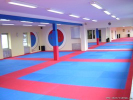 Taekwon-Do und Kick Boxen Trainingshalle Bochum Chon-Ji Kwan