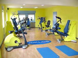Fitnessraum Chon-Ji Kwan Bochum